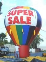 Advertising Balloons Atlanta | Atlanta Ad Balloons