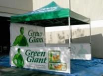 Ez Up Pop Up Advertising Tents Atlanta | Atlanta Ad Balloons