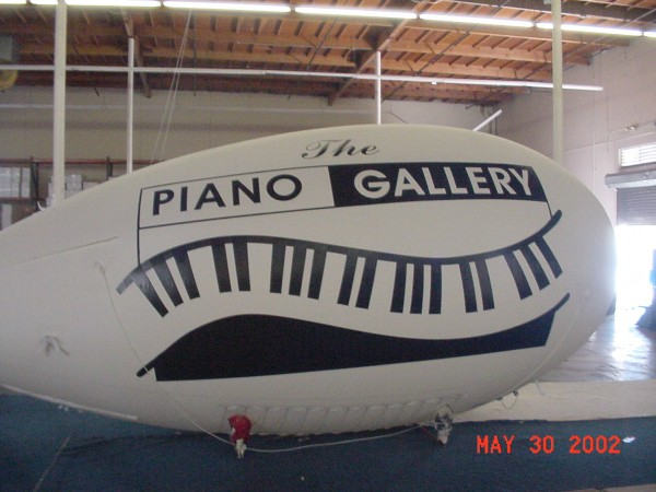 Music Blimp