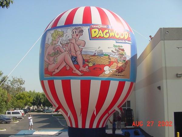 Major Brand Balloon