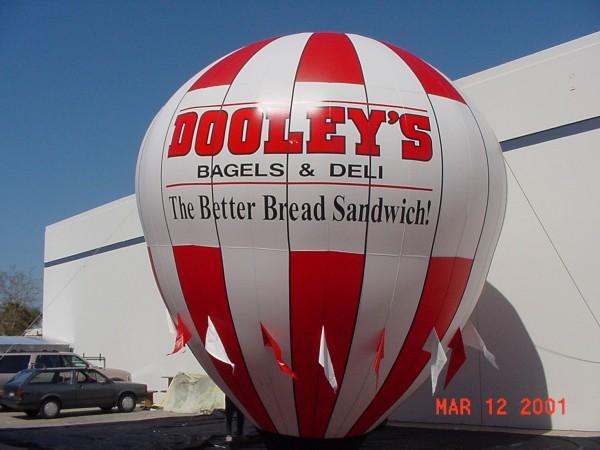 Retail Promo Balloon