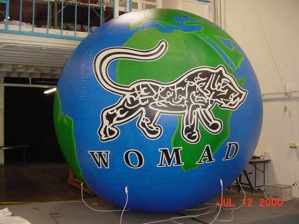 Helium Ad Balls