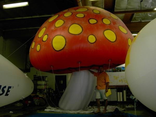 Mushroom Inflatable